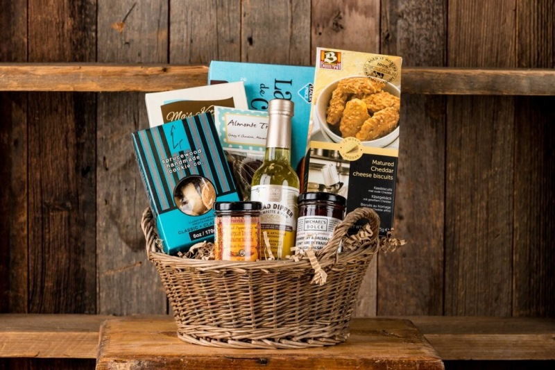 Almonte Gift Basket The Sweet and Savoury