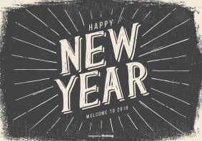 vector-vintage-style-happy-new-year-2018-illustration